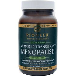 PIONEER Women's Transition Menopause 60 tabs