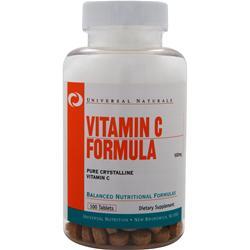 UNIVERSAL NUTRITION Vitamin C Formula (500mg) 100 tabs