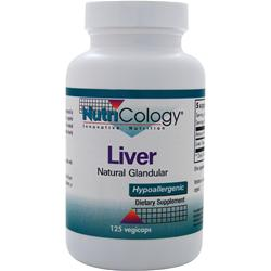 NUTRICOLOGY Liver 125 vcaps