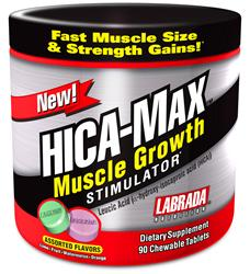 Labrada HICA-Max Muscle Growth Stimulator Assorted Flavors 90 tabs