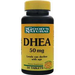 GOOD 'N NATURAL DHEA (50mg) 50 tabs