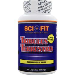 Sci-Fit Tribulus Terrestris (500mg) 60 caps