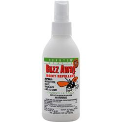 QUANTUM Buzz Away Insect Repellent 6 fl.oz