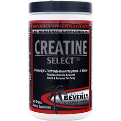 BEVERLY INTERNATIONAL Creatine Select 480 grams