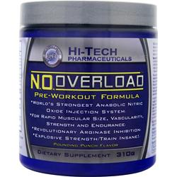 Hi-Tech Pharmaceuticals N.O. Overload Pounding Punch 310 grams
