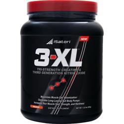 ISATORI 3-XL Orange 1.32 lbs