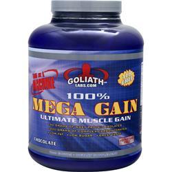 GOLIATH LABS Mega Gain Chocolate 8.5 lbs