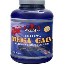 Goliath Labs Mega Gain Chocolate 8.5 lbs