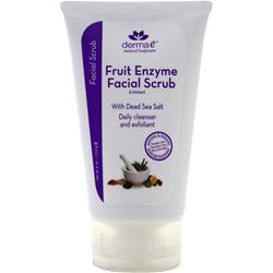 DERMA-E Fruit Enzyme Facial Scrub 4 oz