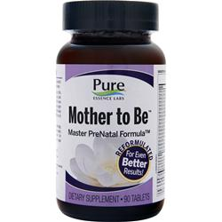 Pure Essence Labs Mother to Be - Master PreNatal Formula 90 tabs