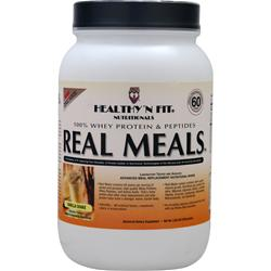 HEALTHY N FIT Real Meals Vanilla Shake 2.09 lbs