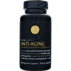 Pomology Anti-Aging with Resveratrol Formula 60 vcaps