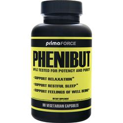 PRIMAFORCE Phenibut 90 vcaps