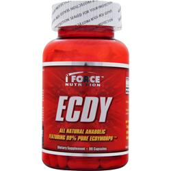 IFORCE ECDY 90 caps