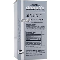 DIMAXX Muscle Creatine Plus 250 mL