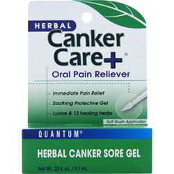 QUANTUM Canker Care + .33 oz