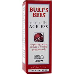 Burt's Bees Naturally Ageless Intensive Repairing Serum .45 fl.oz
