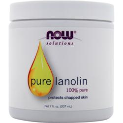 NOW Pure Lanolin 7 fl.oz