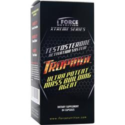 IFORCE Tropinol - Testosterone Activation System 84 caps