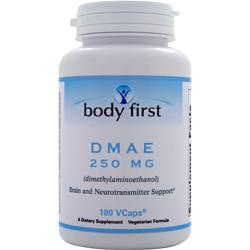 Body First DMAE (250mg) 100 vcaps