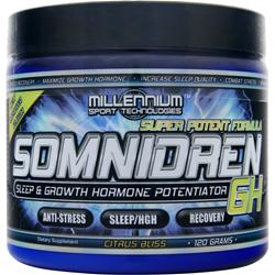 Millennium Sports Somnidren GH Citrus Bliss 120 grams