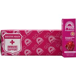 PRE Probiotics - Synbiotic Drink Mix Pomegranate Yumberry 72 pckts