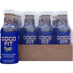 VPX Sports Coco Fit+ RTD Pomegranate Wild Berry 12 bttls