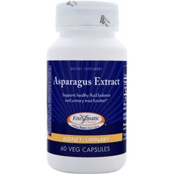 ENZYMATIC THERAPY Asparagus Extract (170mg) 60 vcaps