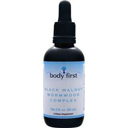 BODY FIRST Black Walnut Wormwood Complex 2 fl.oz
