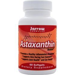 JARROW Astaxanthin - BioAstin (4mg) 60 sgels
