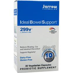 JARROW Ideal Bowel Support 299v 30 vcaps