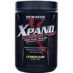 Dymatize Nutrition Xpand Xtreme Pump Lemonade 1.76 lbs