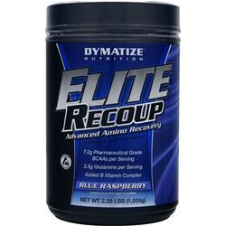 DYMATIZE NUTRITION Elite Recoup Blue Raspberry 2.28 lbs