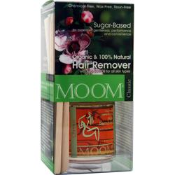 Moom Hair Remover with Tea Tree Oil 6 oz