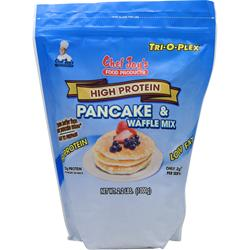 Chef Jay's Tri-O-Plex High Protein Pancake & Waffle Mix 2.2 lbs