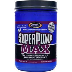 GASPARI NUTRITION SuperPump Max Grape Cooler 1.41 lbs