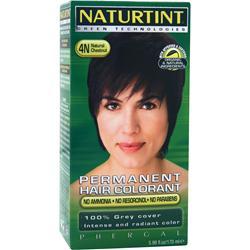 NATURTINT Permanent Hair Colorant 4N Natural Chestnut 5.98 fl.oz