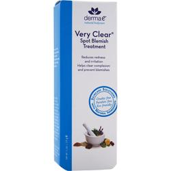 DERMA-E Very Clear - Spot Blemish Treatment .5 oz