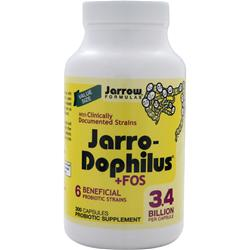 JARROW Jarro-Dophilus plus FOS 300 caps