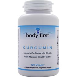 BODY FIRST Curcumin 120 vcaps