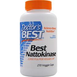 Doctor's Best Best Nattokinase 270 vcaps