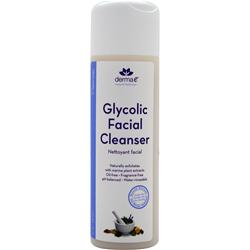 DERMA-E Glycolic Facial Cleanser 8 fl.oz