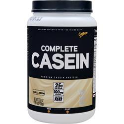 CYTOSPORT Complete Casein Vanilla Creme 2.05 lbs