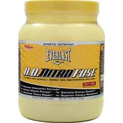 EVERNUTRITION Everlast N.O. NitroFuse Powder Fruit Punch 1.93 lbs