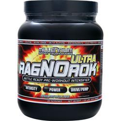 MILLENNIUM SPORTS Ultra RagNOrok Ballistic Blue Raz 1.32 lbs