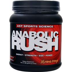 AST Anabolic Rush Xtreme Orange 2.16 lbs