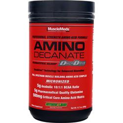 MUSCLEMEDS Amino Decanate Citrus Lime 12.7 oz