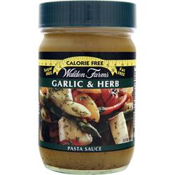 Walden Farms Garlic & Herb Pasta Sauce 12 oz