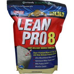 Labrada Lean Pro8 Vanilla Ice Cream 5 lbs