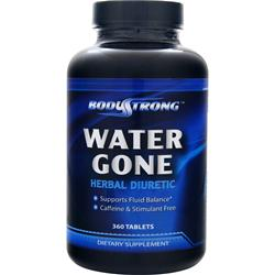 BodyStrong Water Gone - Herbal Diuretic 360 tabs